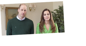 Kate Middleton and Prince William Matched in Green for St. Patrick's Day