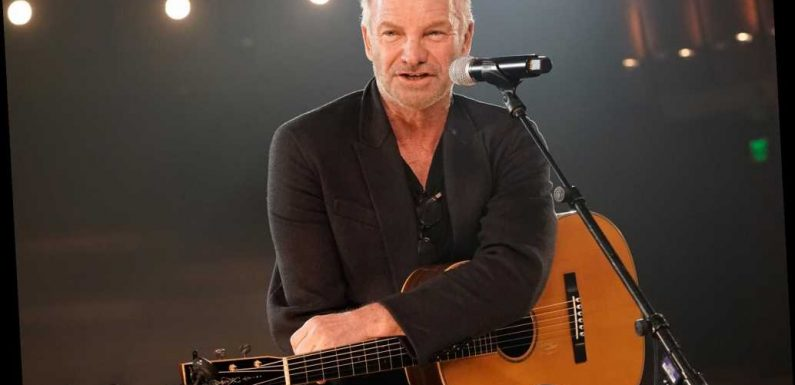 Sting Sings New Track 'The Hiring Chain' for Campaign in Honor of World Down Syndrome Day