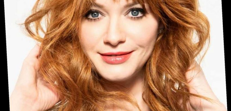 Good Girls' Christina Hendricks Will 'Hug the Heck' Out of Her Mom After Getting COVID Vaccine