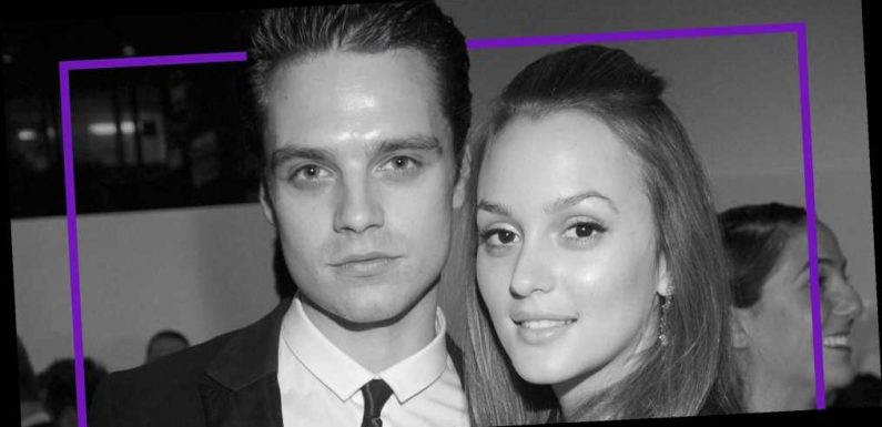 Sebastian Stan and Leighton Meester Once Made Out at a Basketball Game in Front of Chace Crawford