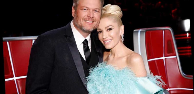 Gwen Stefani on Why Blake Shelton Won't Write Songs with Her Anymore, Jokes 'Makes Me So Mad'