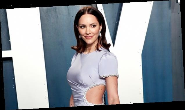 Katharine McPhee Loves Her 'Curves' As She Rocks A Bikini 5 Weeks After Giving Birth: See Pic
