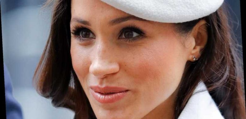 The Real Reason Meghan Markle Reportedly 'Hissed' At A Staffer