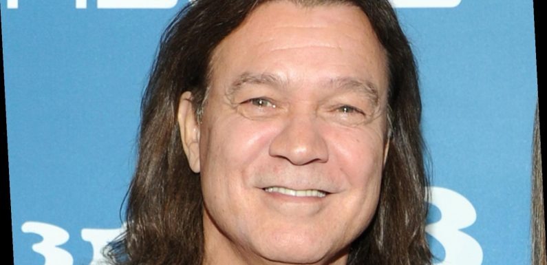 Why Eddie Van Halen's Son Isn't Happy About The Grammys Tribute To His Dad