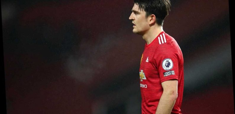 Harry Maguire crashes Man City's party to become joint-second best defender this season