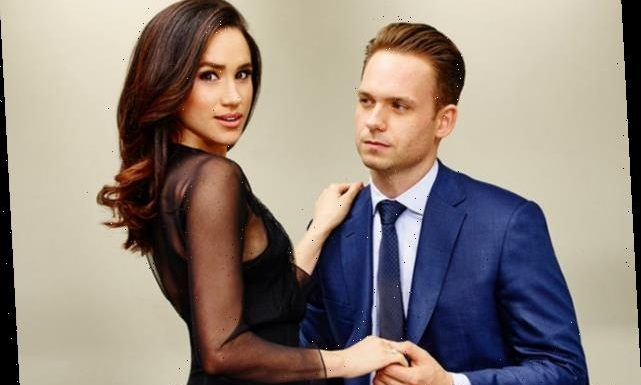 Patrick J. Adams Defends Suits Co-Star Meghan Markle, Slams Royal Family Amid 'Obscene' Bullying Allegations