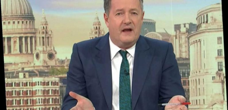 Piers Morgan quits 'Good Morning Britain' after clash over Meghan remarks
