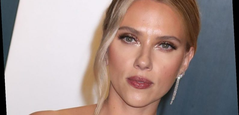 Scarlett Johansson Reached a New Level of Hotness in This Interview