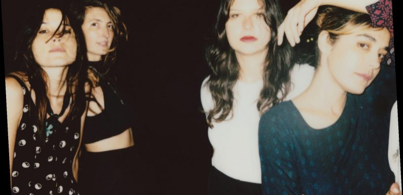 Warpaint Dabble in Post-Punk on Cover of Gang of Four's 'Paralysed'