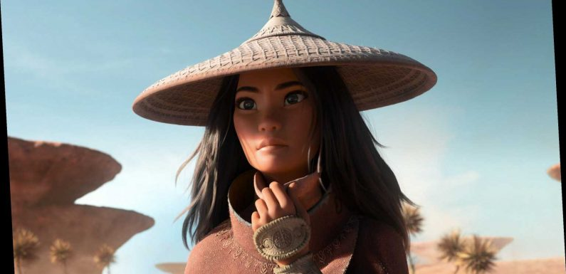 Review: Disney fantasy 'Raya and the Last Dragon' features intense action, amazing Awkwafina