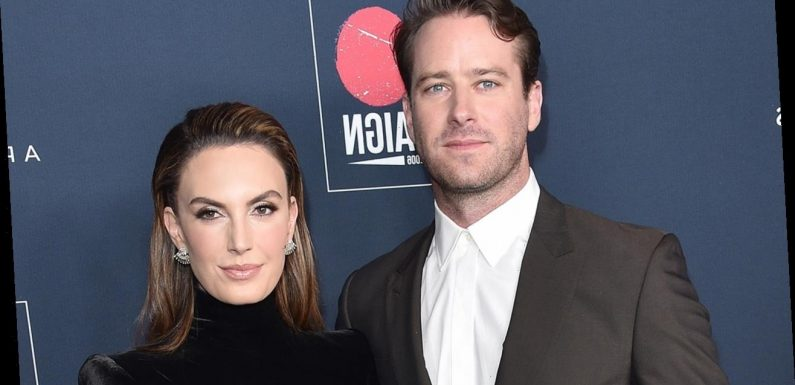 Armie Hammer's ex Elizabeth Chambers 'found evidence' actor had an affair with co-star: report