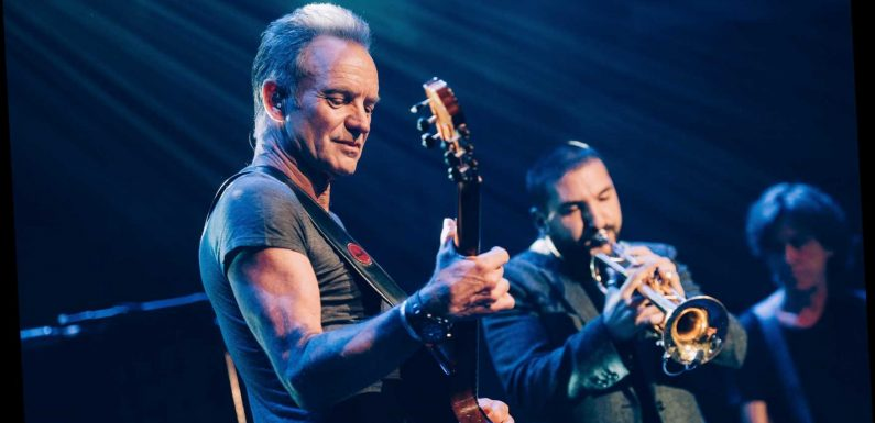 Sting reimagines 'Jeopardy!' theme song