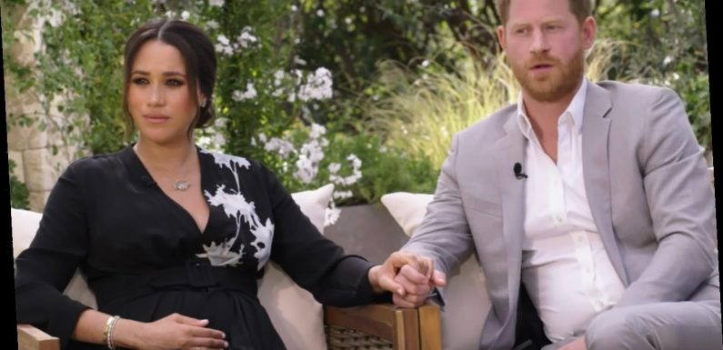Oprah Winfrey teases Meghan Markle, Prince Harry interview: 'Shocking things'
