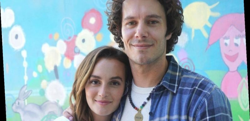 Adam Brody Calls Wife Leighton Meester His 'Moral Compass'