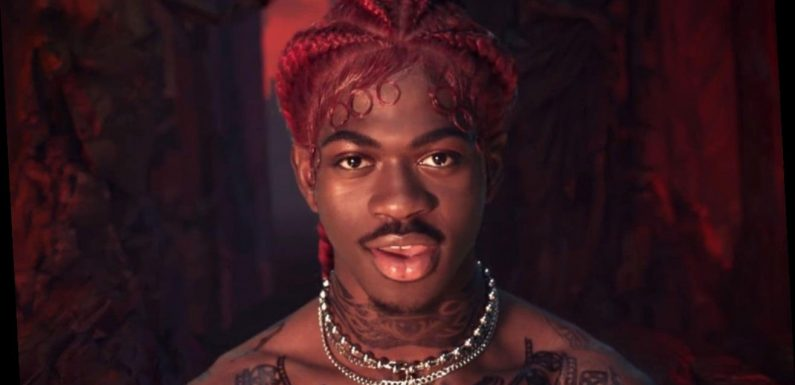 Lil Nas X Reacts to Backlash Over His 'Montero' Music Video