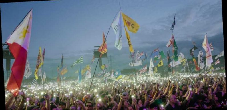 Glastonbury organisers reveal hopes for a one-off concert event in September