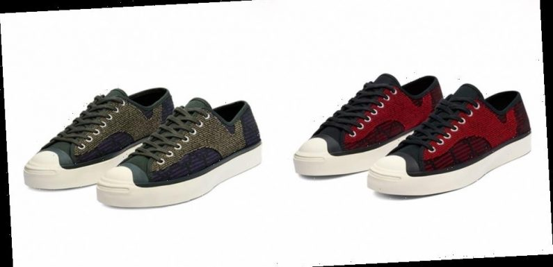 Converse Reimagines the Jack Purcell Rally With Patchwork Uppers