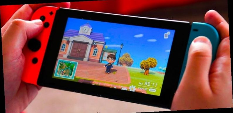 A 7-Inch OLED Screen Nintendo Switch With 4K Output Is Set to Release This Year