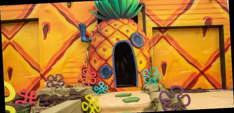 SpongeBob SquarePants Fans Can Now Stay at His Pineapple House in Real Life