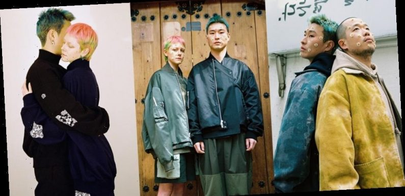 Sundae School's Spring 2021 Collection Is a Love Letter To Seoul, South Korea