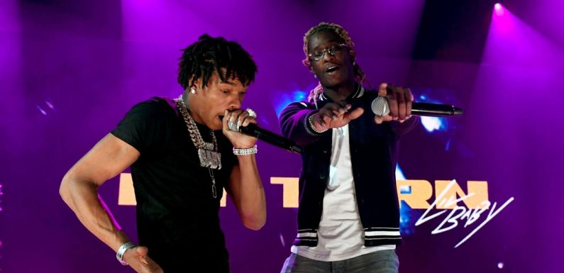 'Slime Language 2,' by Young Thug and Friends, Reaches No. 1