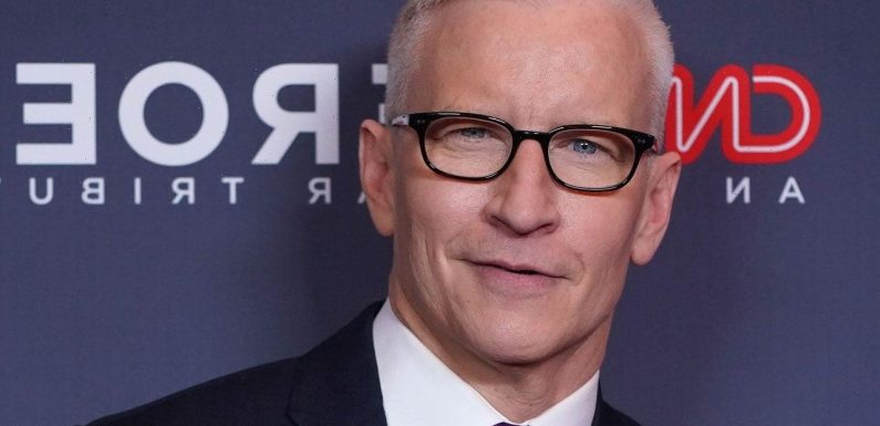 Anderson Cooper's Son Watches Him on 'Jeopardy!' as He Guest Hosts