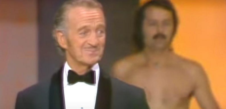 Biggest Oscars blunders through the years – wrong name, nudity and death mix-up
