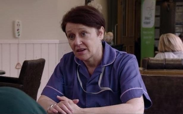 Coronation Street cast Brookside legend Helen Sheals as Nina and Seb's nurse in her THIRD role on the soap