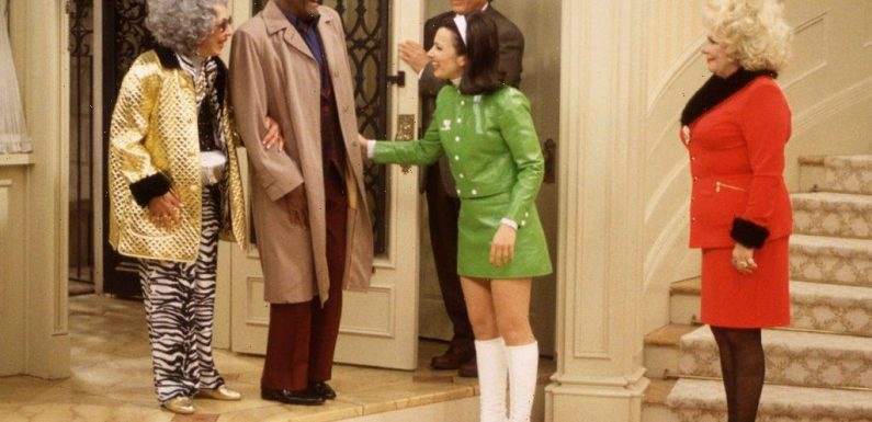 Fashion Lovers Need to Watch 'The Nanny' to Draw Inspiration Right Now