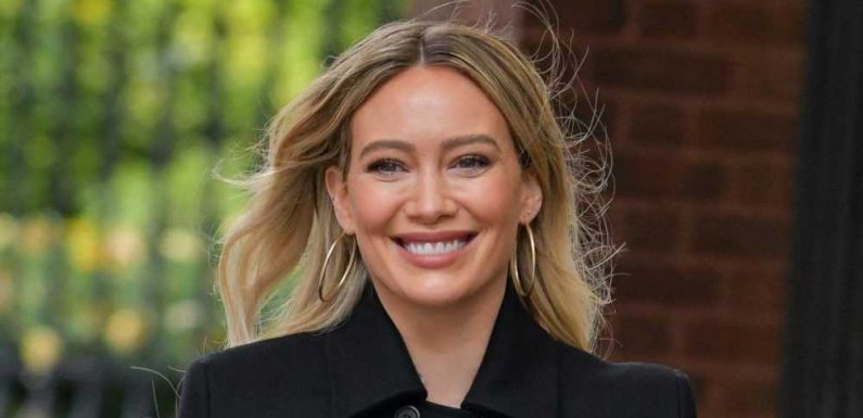 "Hilary Duff Says Sex Was ""Not Interesting"" During Her Last Pregnancy"