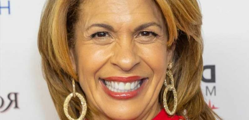 Hoda Kotb Reveals The Identity Of Her Maid Of Honor For Her Upcoming Wedding