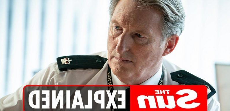 Is Line of Duty's Ted Hastings H? All the clues and theories explained