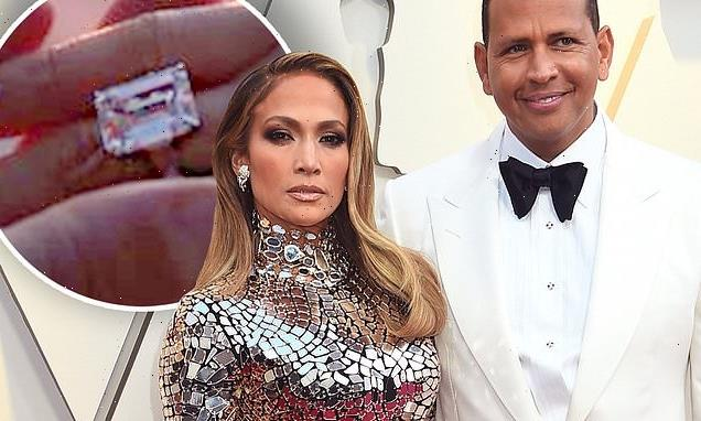 Jennifer Lopez still has $1.8M engagement ring from ex Alex Rodriguez