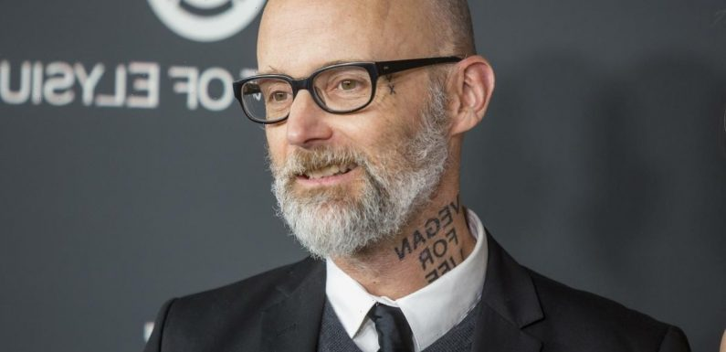 Moby claims he's not a creep with women, he's just a recovering alcoholic & addict