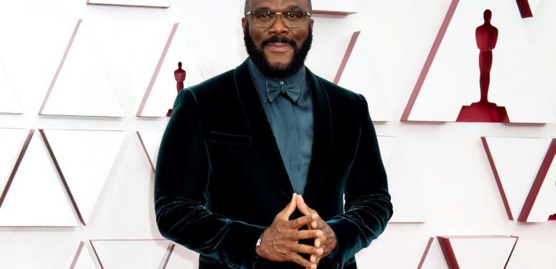 Oscars 2021: Tyler Perry Delivers Inspiring Speech About Refusing to Hate and Healing