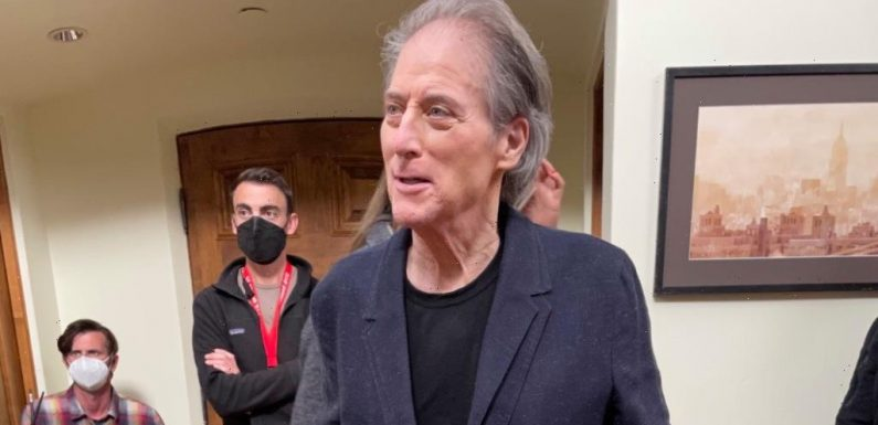 Recuperating Richard Lewis Makes Surprise Return To HBO's 'Curb Your Enthusiasm'