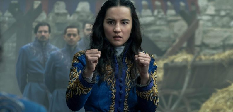 Shadow And Bone's Jessie Mei Li is set to be the biggest fantasy star of 2021