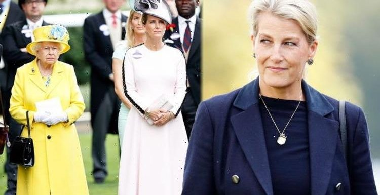 Sophie Wessex's body language shows support to Queen: Monarch 'relaxed in her company'