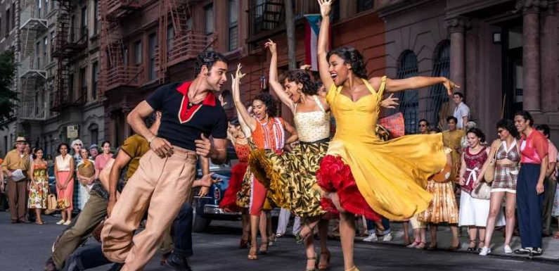 Steven Spielberg's 'West Side Story' Trailer Airs During Academy Awards