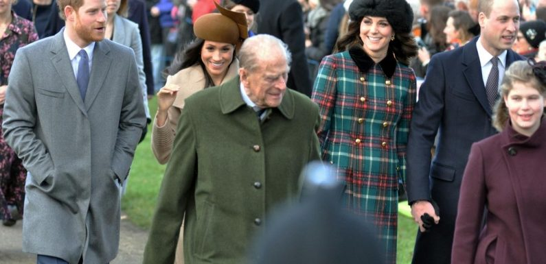 The Cambridges copykeened the Sussexes' foundation tribute page for Philip
