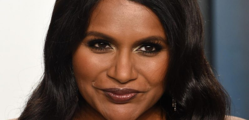 The Sweet Meaning Behind Mindy Kaling's Kids' Middle Names