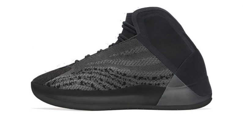 """The adidas YEEZY QNTM """"Onyx"""" Is Now Rumored to Release"""