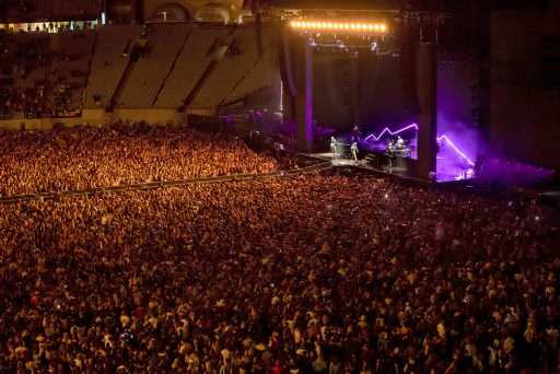 The world isolates. A New Zealand band plays to 50,000 fans – The Denver Post