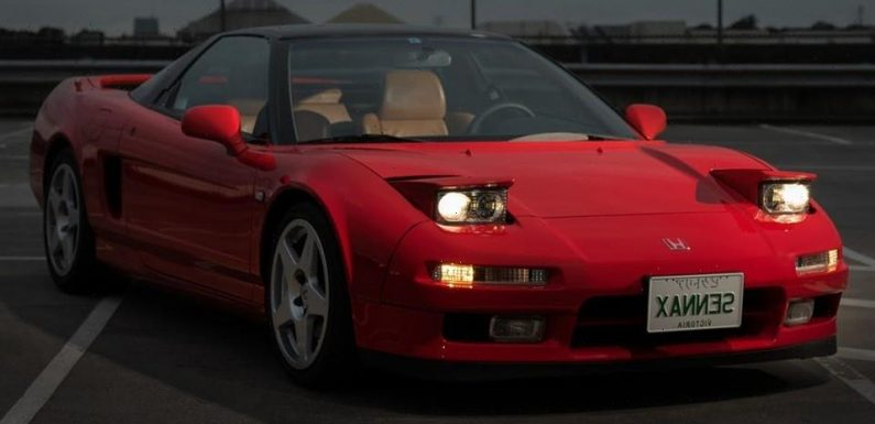 This 1992 Honda NSX Is the Epitome of JDM Perfection