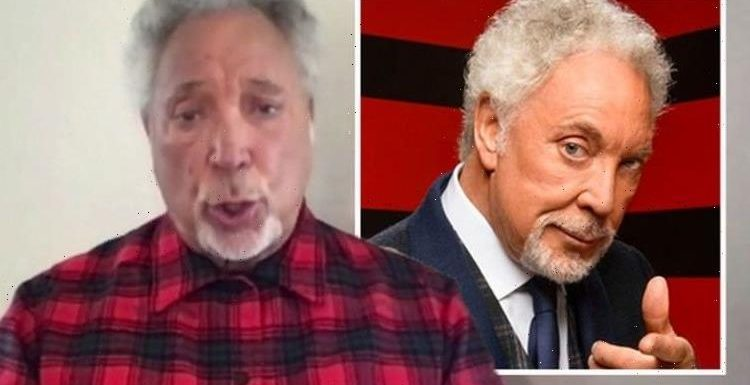 Tom Jones speaks out on future of 58-year long career: 'No room for anyone else!'