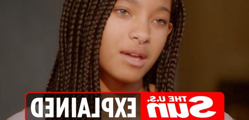 What did Willow Smith say about polyamory?