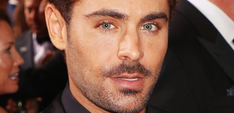 Zac Efron's Startling New Look Is Raising Eyebrows