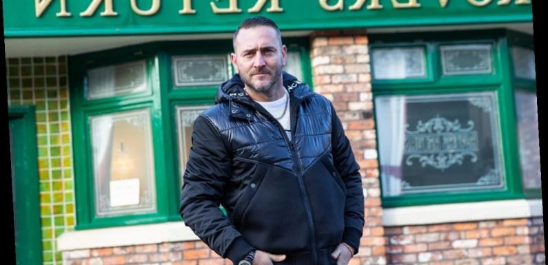 Coronation Street's Harvey will decide to MURDER Leanne Battersby reveals Will Mellor