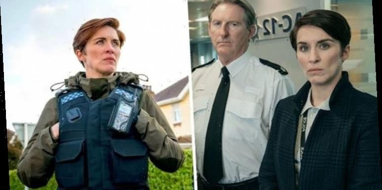 Adrian Dunbar admits Vicky McClure 'drives me absolutely mad' on Line of Duty set