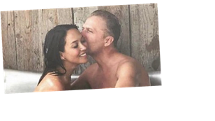 Myleene Klass' racy sex life with Simon Motson from X-rated notes to nude pics